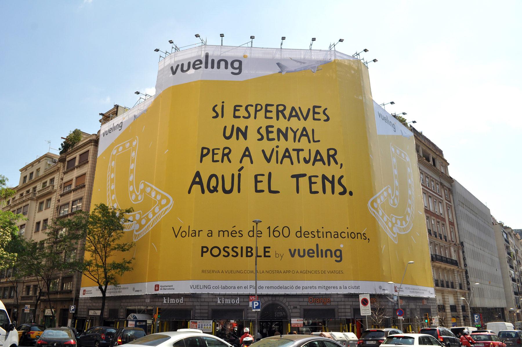 vueling | barcelona | @sundisa_impresion